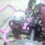 Дрифт Трайк WRM 14L  Electro  с электрическим двигателем.