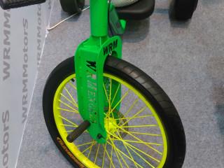 Вело дрифт трайк WRM 1V без двигателя