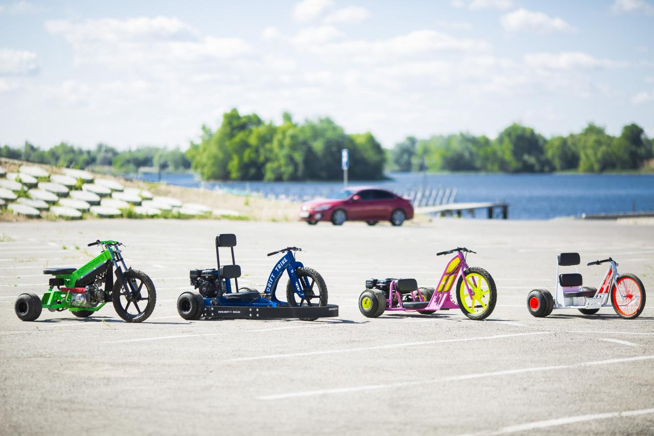 Drift Trike WRM