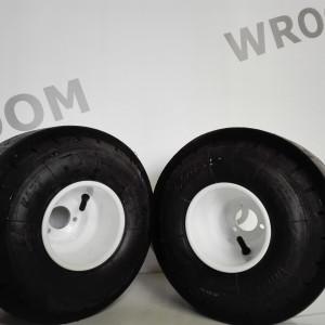 Комплект задних колес в сборе с накладками