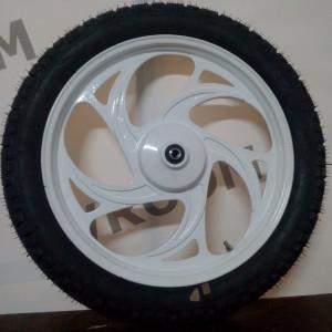 Литое переднее колесо